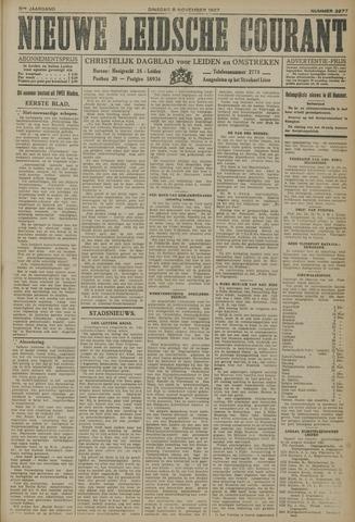 Nieuwe Leidsche Courant 1927-11-08