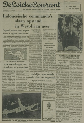 Leidse Courant 1965-08-17