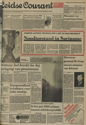 Leidse Courant 1980-08-15