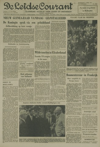 Leidse Courant 1961-04-05