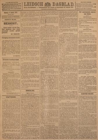 Leidsch Dagblad 1923-01-08