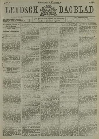 Leidsch Dagblad 1909-02-01
