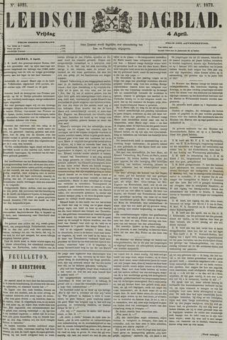 Leidsch Dagblad 1873-04-04