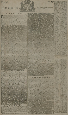 Leydse Courant 1748-12-04