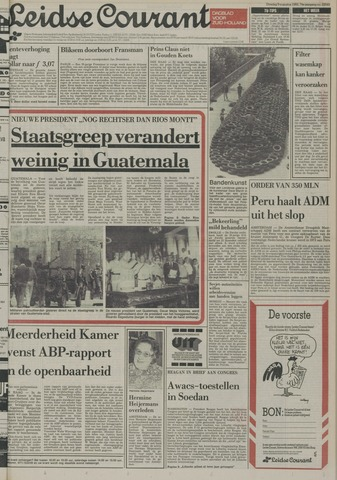 Leidse Courant 1983-08-09