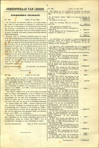 Handelingen van de Raad 1912-07-17