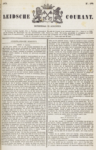Leydse Courant 1875-08-12