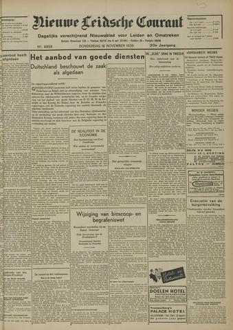 Nieuwe Leidsche Courant 1939-11-16