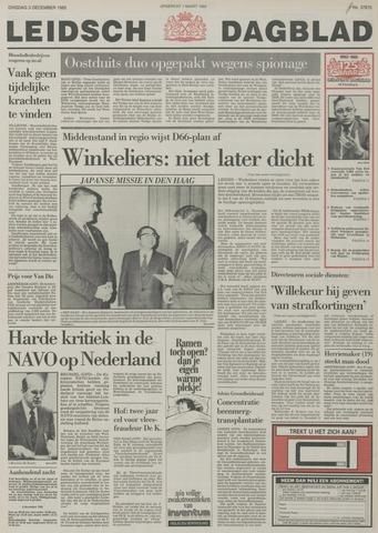 Leidsch Dagblad 1985-12-03