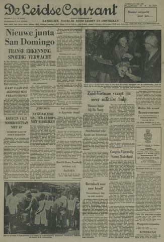 Leidse Courant 1965-05-08