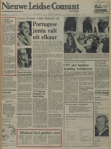 Nieuwe Leidsche Courant 1974-10-01