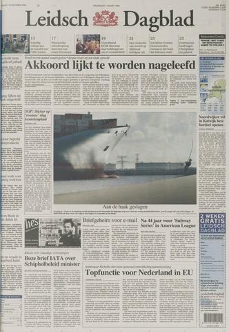 Leidsch Dagblad 2000-10-18
