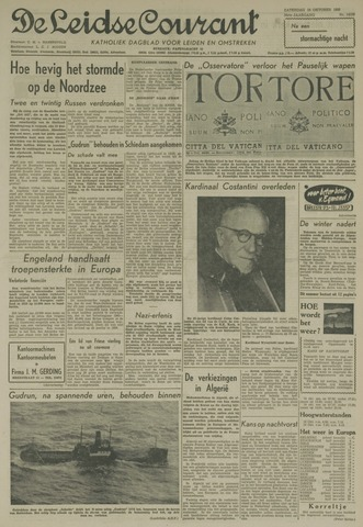 Leidse Courant 1958-10-18