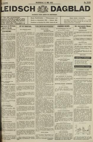 Leidsch Dagblad 1932-05-11