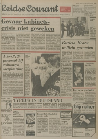 Leidse Courant 1974-10-25