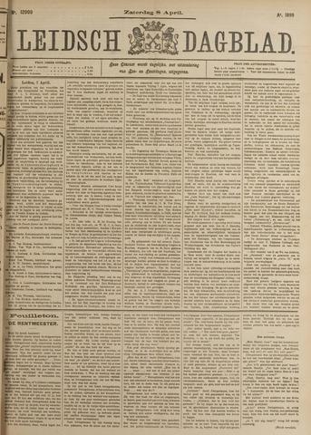 Leidsch Dagblad 1899-04-08