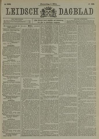 Leidsch Dagblad 1909-05-01