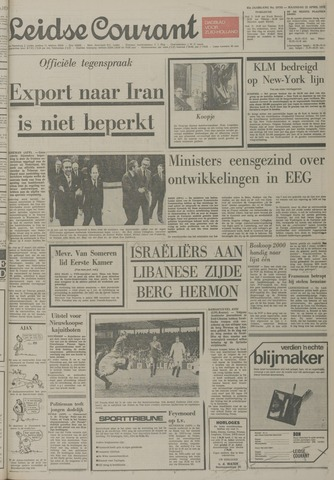 Leidse Courant 1974-04-22