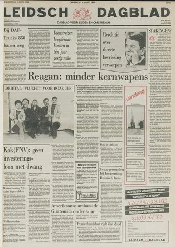 Leidsch Dagblad 1982-04-01