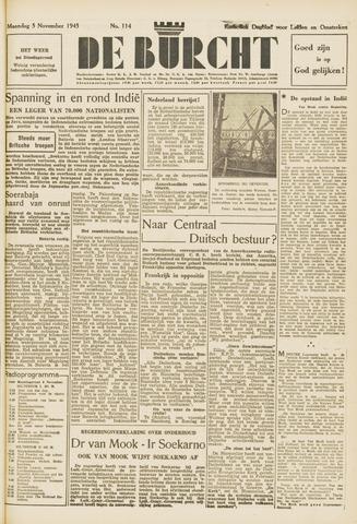 De Burcht 1945-11-05