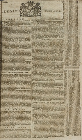 Leydse Courant 1770-05-04