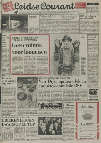 Leidse Courant 1984-12-05