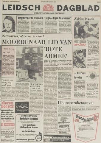 Leidsch Dagblad 1977-09-23