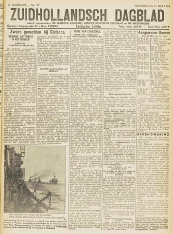 Zuidhollandsch Dagblad 1944-05-25