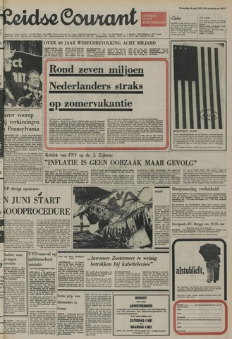 Leidse Courant 1976-04-28