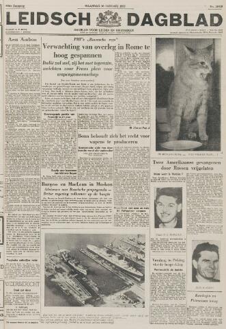 Leidsch Dagblad 1955-01-10