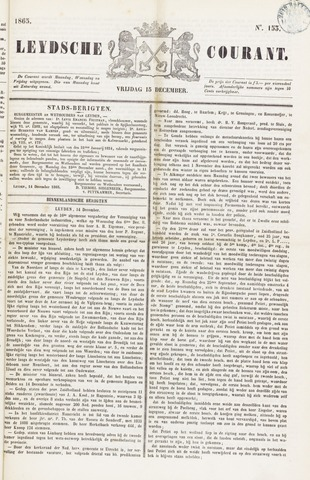 Leydse Courant 1865-12-15