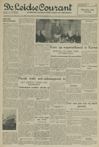 Leidse Courant 1951-06-29