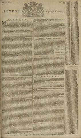 Leydse Courant 1757-03-18