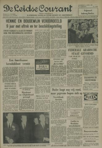 Leidse Courant 1963-04-11