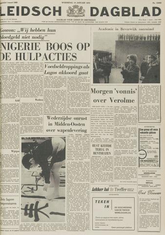 Leidsch Dagblad 1970-01-14