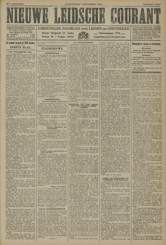 Nieuwe Leidsche Courant 1927-12-01