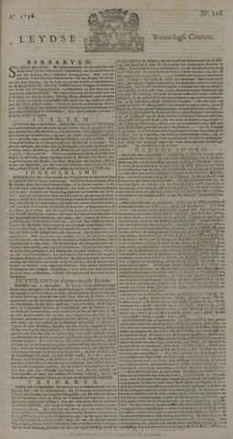 Leydse Courant 1736-09-26