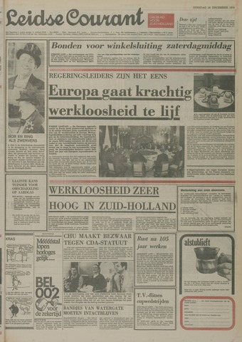 Leidse Courant 1974-12-10