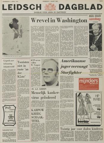 Leidsch Dagblad 1975-04-03