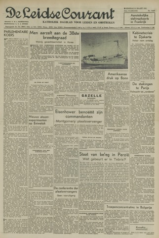 Leidse Courant 1951-03-21