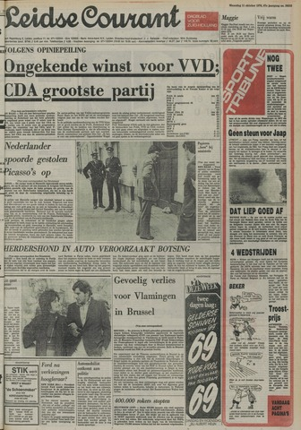 Leidse Courant 1976-10-11