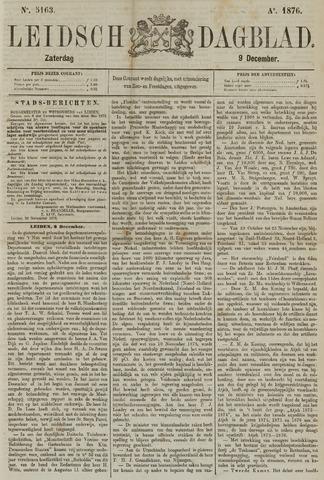 Leidsch Dagblad 1876-12-09