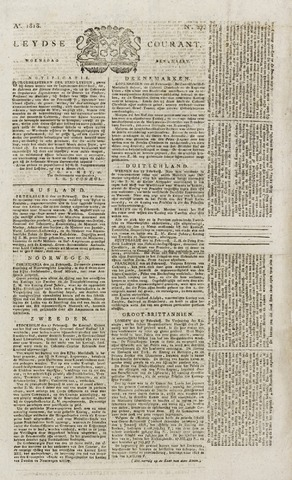 Leydse Courant 1818-03-04