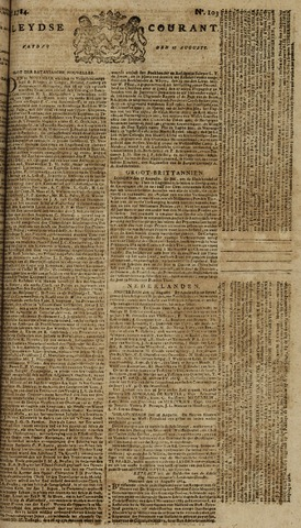 Leydse Courant 1784-08-27