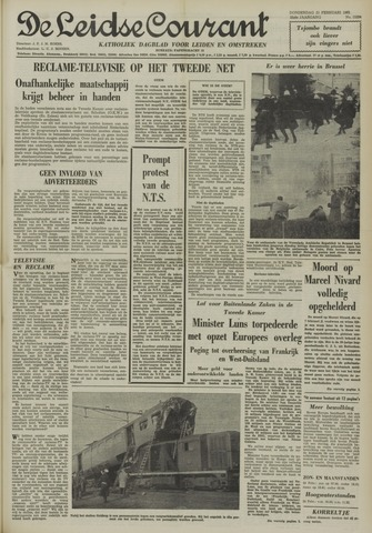 Leidse Courant 1961-02-23