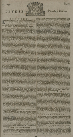 Leydse Courant 1736-03-07