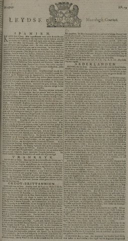Leydse Courant 1729-07-04