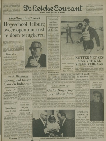 Leidse Courant 1969-05-05