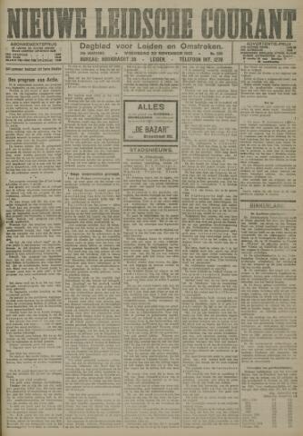 Nieuwe Leidsche Courant 1921-11-30