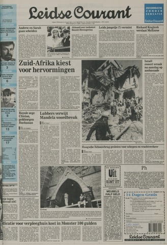 Leidse Courant 1992-03-18